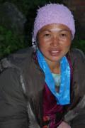 Passang T. hat mit über 50 Geburten den meisten Gebährenden in Langtang geholfen.