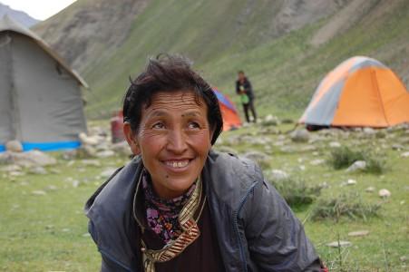 Nima S., die frühere Gruppenleiterin
